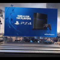 PS4 Launch Commercial: This Is For The Players. Can you name all of the video game characters or references that appear?