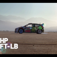 Need for Speed and Ken Block Gymkhana SIX