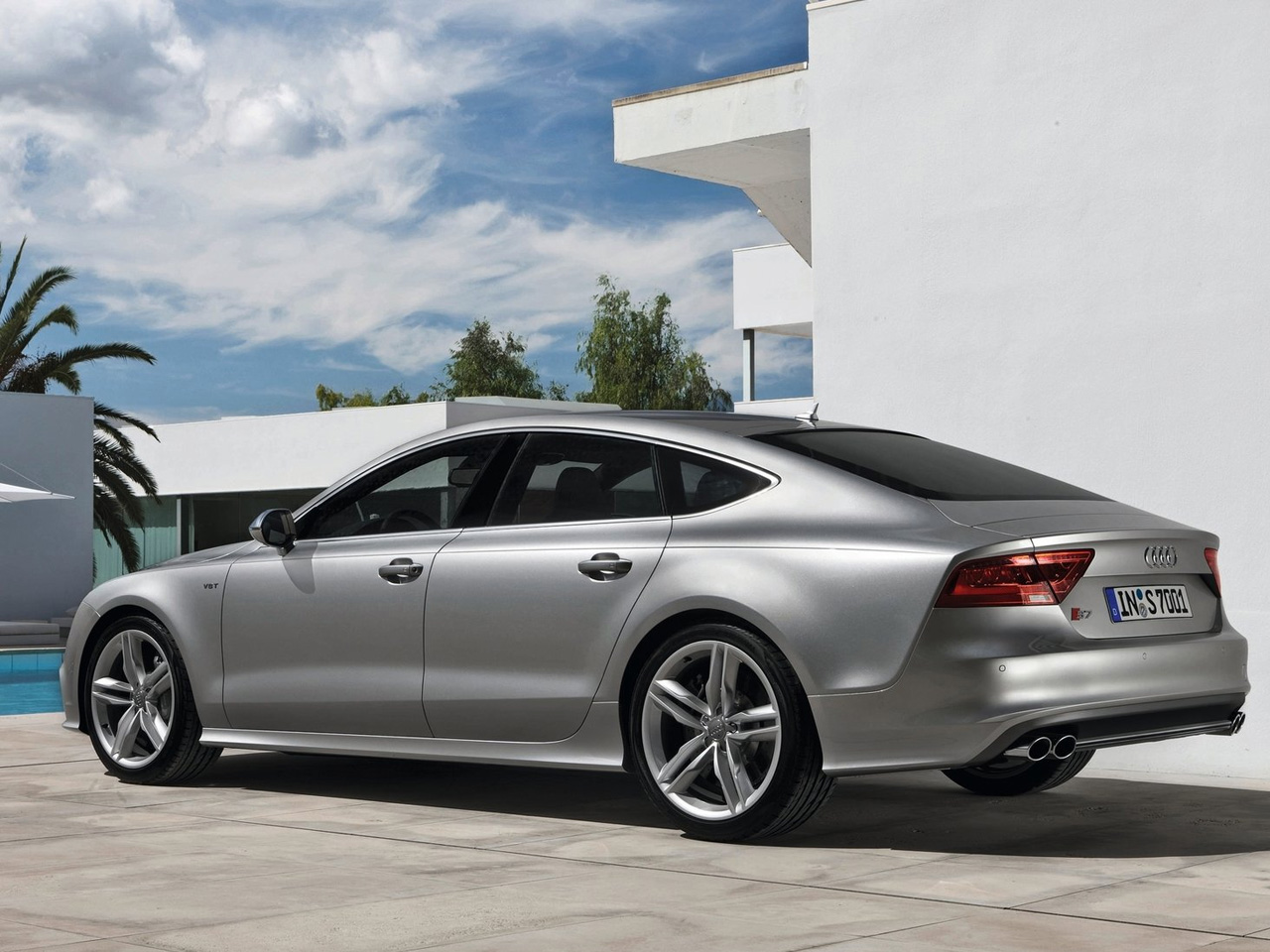 Build you very own S7 here: http://www.audiusa.com/models/audi-s7 ...