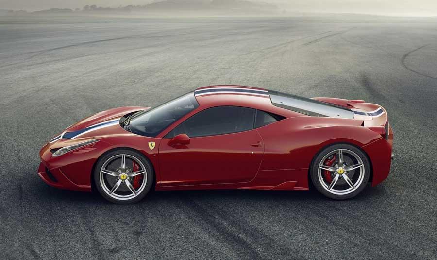 Ferrari-458-Speciale-profile