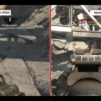 Call of Duty: Ghosts PS3/360 VS. PS4 Graphical Comparison