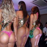 "Miss ""Bum Bum"" 2013, photo courtesy: News Rio/Splash News"