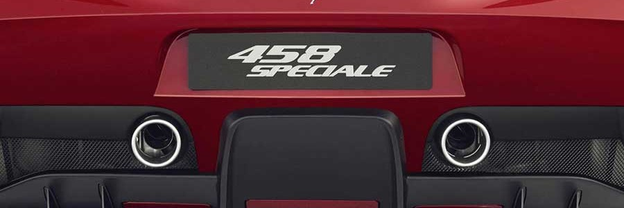 Ferrari 458 Speciale – Official Video