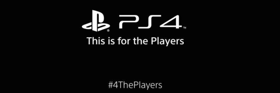 PS4 Launch Commercial #4ThePlayers